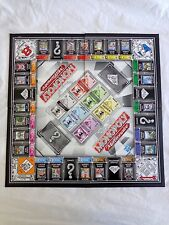 Monopoly Millionaire Replacement Parts GAME BOARD ONLY Square Fold 2012