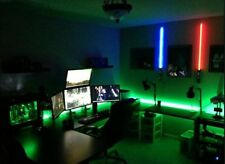LED Gaming DESK lights ____ new 2016 __ dual monitor stand lighting - GIFT