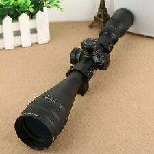 Tactical Mil Dot 4-16x50AO Illuminated Sight Rifle Scope 25.4mm Tube W 11mm Rail