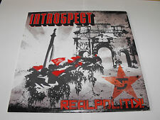 "INTRO5PECT -""Realpolitik"" LP. US anarcho hardcore punk. Leftover Crack."
