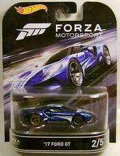 2017 '17 FORD GT SUPERCAR REAL RIDERS RR FORZA MOTORSPORT 2/5 HOT WHEELS 2016