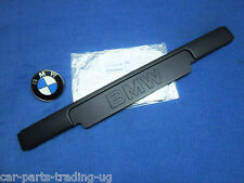 BMW e36 320i Convertible Cabrio NEW M3 Bumper Base License Plate front 2265636