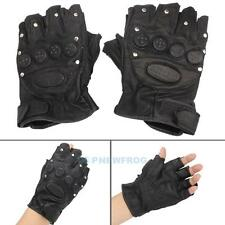 Half Finger Fingerless Gloves Military Tactical Motorcycle Bike Cycling Mittens