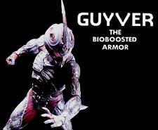 Anime BioBooster Guyver Movie 1/6 Vinyl Model Kit 11in