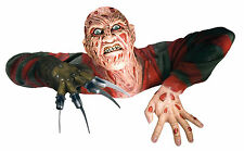 HALLOWEEN FREDDY KRUEGER GRAVE WALKER PROP YARD DECORATION HAUNTED HOUSE