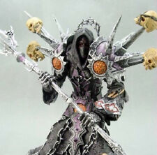 NEW WOW World Of Warcraft UNDEAD WARLOCK Figure Figurine New in Box
