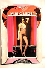 NIP Music Legs seamless crotchless body suit, sexy lingerie