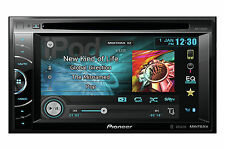 Pioneer AVH-X2600BT DVD-Entertainment-System Doppel-DIN mit Bluetooth Neu
