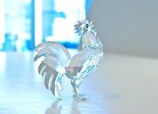 Swarovski Crystal New Intro Rooster Chinese Zodiac 5135943 Brand New in Box