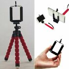 1pcs Portable Flexible Octopus Stand Tripod Mount Phone Holder for iPhone Camera
