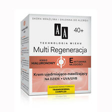 AA Oceanic Age Technology 40+ Multi Regeneration Firming Moisturizing Day Cream