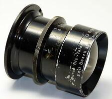 EMIL BUSCH A.G. RATHENOW Objektiv BIS-TELAR 7,5/34cm mit 45mm Gewinde