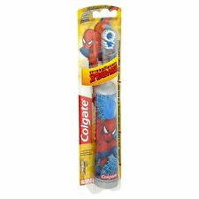 Colgate Spiderman Spider Sense Battery Powered Childrens Electric Toothbrush