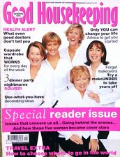 Good Housekeeping Magazine February 2002