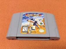 Star Wars Rogue Squadron *Cart Only* Nintendo 64 N64 Super Fast FREE SHIP!