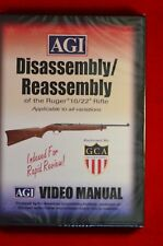 Disassembly/Reassembly  of the Ruger 10/22 Rifle AGI DVD Manual