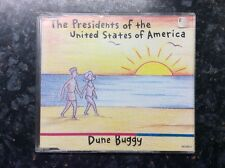 PRESIDENTS OF THE UNITED STATES OF AMERICA Dune Buggy CD 4 Track B/W Back Porch