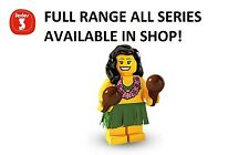 Lego minifigures hula dancer series 3 (8803) unopened new factory sealed