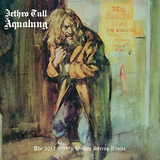 Jethro Tull - Aqualung LP NEW SEALED 180g Steven Wilson Stereo remix w/ DLC