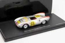 Porsche 550 Spyder Carrera Panamericana Mexico Hans Hermann 1:43 Schuco