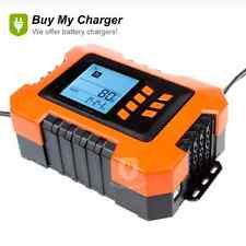 12V 2A/4A/8A/12A/auto Intelligent Smart Battery Charger for AGM/LeadAcid battery