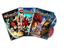 Thundercats -The Complete Series Collection Season 1 BOOK 1,2&3 (DVD, 6-Disc)NEW