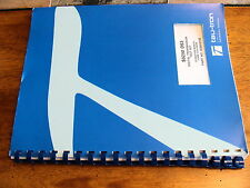 Tau Tron S5250 DS3 Digital Transmission Test Set Operations Manual