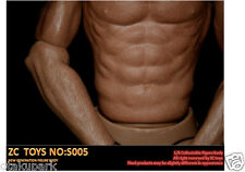 ZC Toys S005 1/6 Scale Muscular Action Figures Strong Body One Torso version