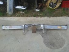 Factory used rear bumper from a 1968-70 Dodge Charger (BP0118)