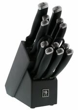 J.A. Henckels International Silvercap 14-pc Knife Block Set 13581-001 NEW