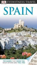 DK Eyewitness Travel Guide: Spain-ExLibrary
