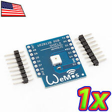 [1x] WS2812B Digital Serial RGB LED for WeMos D1 Mini NodeMCU Arduino ESP8266