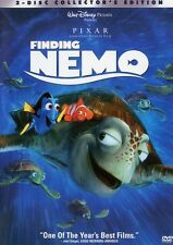 Finding Nemo (2 Disc Collectors Edition)  DVD Albert Brooks, Ellen DeGeneres, Al