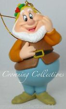 Grolier Disney Happy President's Edition Ornament Snow White and the 7 Dwarfs &