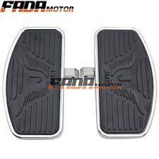 Rear Passenger Floorboards Footboards for Honda VTX1300 VTX1800 88-14 1988-2014