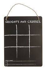 CLASSIC noughts & CROCI GAME CHALKBOARD Children's Road Viaggio Viaggio in automobile giocattolo