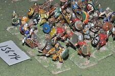 25mm viking warband 30 figures (15674)