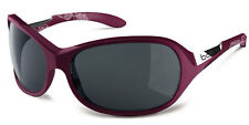 BOLLE SUNGLASSES  GRACE  PURPLE   11648  POLARIZED TNS TEMPLES  DESIGN NEW