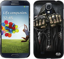 Spiral Direct GAME OVER Samsung Galaxy S4/SIV/S 4 Phone Case/Cover reaper/skull