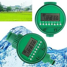 Home Water Timer Garden Irrigation Time Controller Set Water Program For Lawn LN