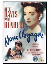NOW VOYAGER BETTE DAVIS PAUL HENREID BRAND NEW AND SEALED UK REGION 2 DVD