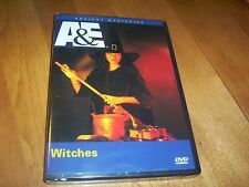 ANCIENT MYSTERIES WITCHES Witch Sorceress Trials Hunt Legends Witchcraft NEW DVD