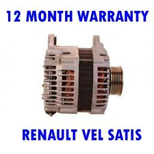 RENAULT VEL SATIS 3.5 V6 MPV 2002 2003 2004 2005 2006 - 2015 RMFD ALTERNATOR