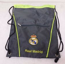 Real Madrid Gray Color Official Licensed Cinch Bag