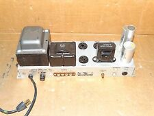 1 - Vintage Allen(Webster) Tube Mono Block Amplifier  6L6-6J5- 5U4 6SL7 #2