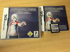 NINTENDO DS : another code two memories
