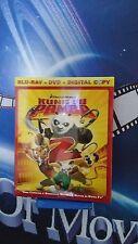 kung fu panda 2*DVD+blu ray + digitalcopy *NUOVO