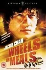 Wheels On Meals DVD Jackie Chan Sammo Hung Yuen Biao Original UK Release R2