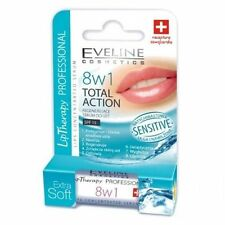 Eveline Lip Therapy 8 in 1 TOTAL ACTION  Lips Concentrated Serum - Extra Soft