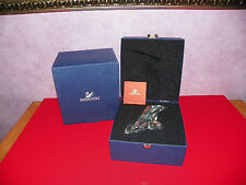 SWAROVSKI CRYSTAL THE EAGLE- RETIRED 2004 - BOX / COA - MINT
